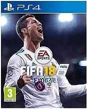 PS4 Fifa 18 STD by Sony, Free Region - PlayStation 4