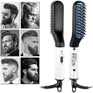 Beard Straightener Electric Hot Comb