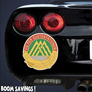 US Army 82nd Airborne 3BCT Special Troops DUI License Plate