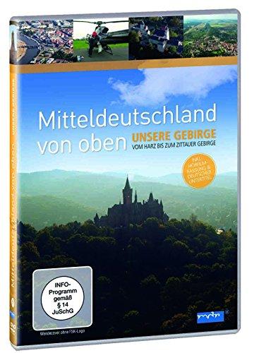 Unsere Gebirge, vom Harz bis zum Zittauer Gebirge