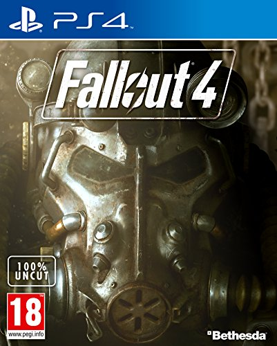 Fallout 4 Uncut [AT-PEGI] - [PlayStation 4]