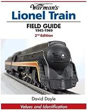 Warman's Lionel Train Field Guide, 1945-1969: Values and Identification (Warmans Field Guide)