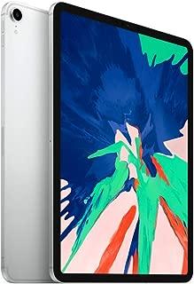 Apple iPad Pro (11-inch, Wi-Fi +Cellular, 256GB) - Silver