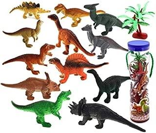 13 Piece Mini Dinosaur Toy Set -mz3144