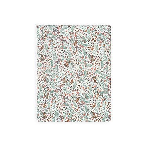 Jollein 008-511-65348 Laken Bloom 75 x 100 cm