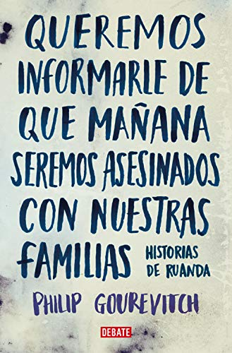 Queremos informarle que manana seremos asesinados junto con nuestra familia/ We Wish To Inform You That Tomorrow We Will Be Killed With Our Familiesの詳細を見る