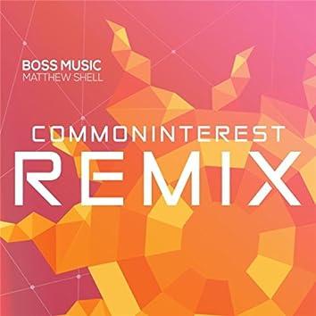 Boss Music (Commoninterest Remix) [feat. Rocio Marron & Alexis D'souza]