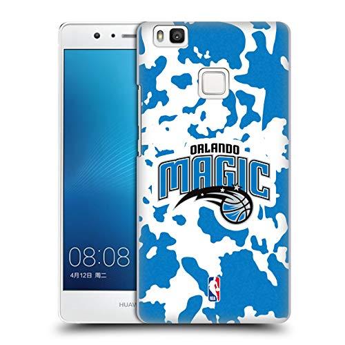 Head Case Designs Oficial NBA Estampado Animal de Vaca Orlando Magic 3 Carcasa rígida Compatible con Huawei P9 Lite / G9 Lite