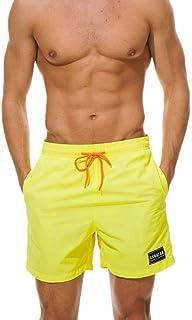 Shorts Men's Short Bermuda Swim Modern Pants Casual Shorts Summer Swim Trunks Pants Beach Short Short Chino Sweatpants Swe...