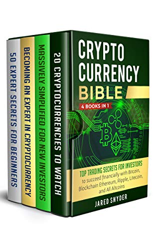 books on trading cryptocurrency