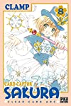 Card Captor Sakura - Clear Card Arc Edition simple Tome 8