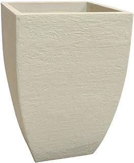 Vaso Quadrado Moderno 36 Japi Quadrado Moderno Cimento