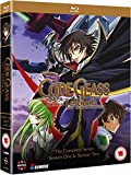 Code Geass: Lelouch of the Rebellion: Complete Series Collection (Episodes 1-50) - Blu-ray [Reino Unido] [Blu-ray]