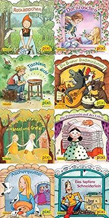 Pixi-8er-Set 217: Märchenstunde mit Pixi