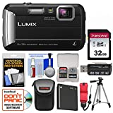 Panasonic Lumix DMC-TS30 Tough Shock & Waterproof Digital Camera...