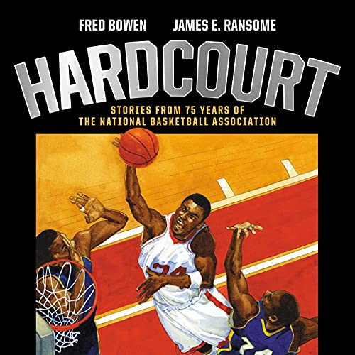 Hardcourt: Stories from 75 Years of the National Basketball Association (English Edition)
