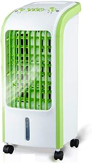 Acondicionado Evaporativo Aire Acondicionado Portátil Aire Acondicionado Móvil Evaporativo Ventilador De La Torre Aire Frío Control Remoto Sincronización Mudo Humidificación Purificación