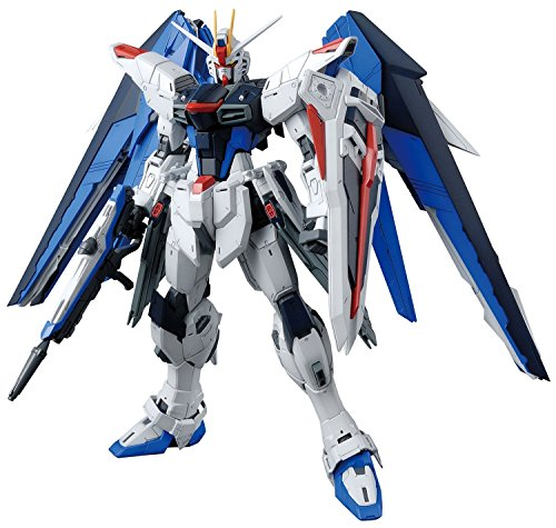Bandai Hobby MG Freedom Gundam (Ver. 2.0) 'Gundam Seed 1/100, Multi-Colored, 8' (BAN204883)