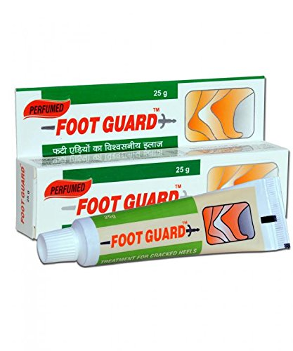 Foor Guard Foot Guard Ointment Treatment for Cracked Heels 25gm Pack of 2
