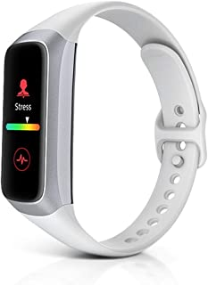 Samsung Galaxy Fit (SM-R370) - Silver (Pack of 1)
