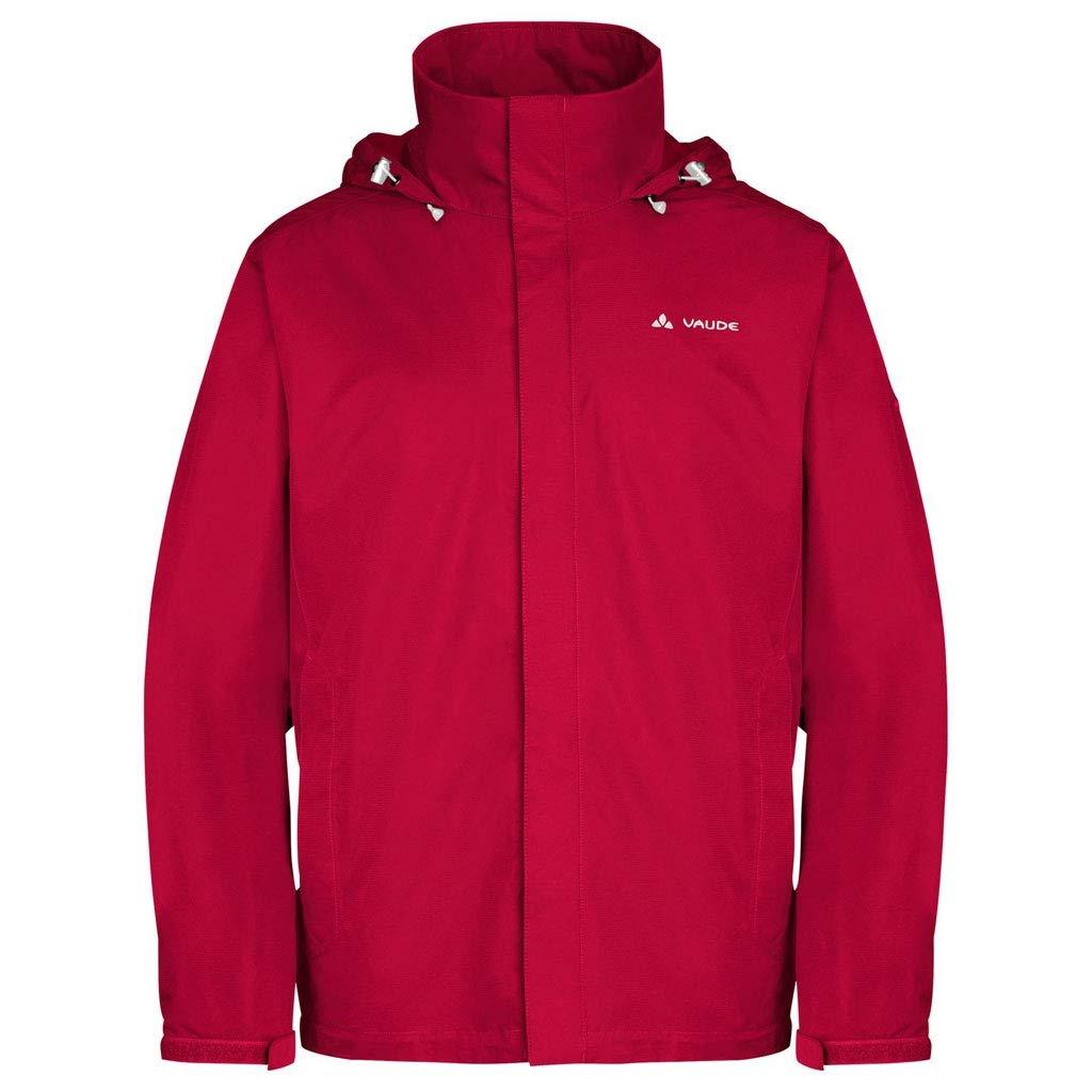 VAUDE Herren Jacke Escape Light Jacket, indian red, XL, 043416145500