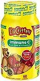L'il Critters Gummies Immune C Plus Zinc and Vitamin D 60 Ea