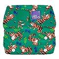 Bambino Mio, Miosolo All-in-One Cloth Diaper, Tiger Tango