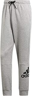 Adidas Men's Must Haves Badge of Sport Pants, Grey (Medium Grey Heather/black), Medium