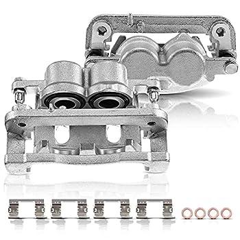 front brake caliper set