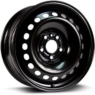 RTX, Steel Rim, New Aftermarket Wheel, 16X7, 5X110, 65.1, 39, black finish X46510