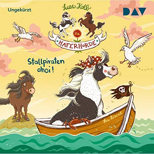 Stallpiraten ahoi! audiobook cover art