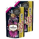【まとめ買い】 レノアハピネス 柔軟剤 ヴェルベットフローラル&ブロッサム 詰め替え 超特大 1485mL × 2個