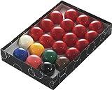 POWERGLIDE - Bolas de Snooker (51 mm, 22 Unidades)