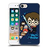 Carcasa rígida Compatible con iPhone 7, iPhone 8 y iPhone SE 2020, diseño de Harry Potter