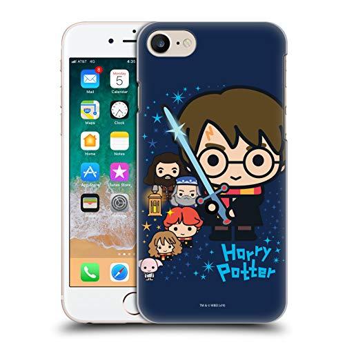 Head Case Designs Licenza Ufficiale Harry Potter Personaggi Deathly Hallows I Cover Dura per Parte Posteriore Compatibile con Apple iPhone 7 / iPhone 8 / iPhone SE 2020