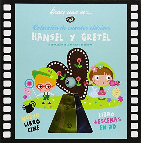 Hansel Y Gretel: LIBRO-CINE: 88 (Álbumes ilustrados)