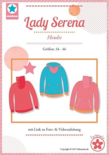Schnittmuster Lady Serena