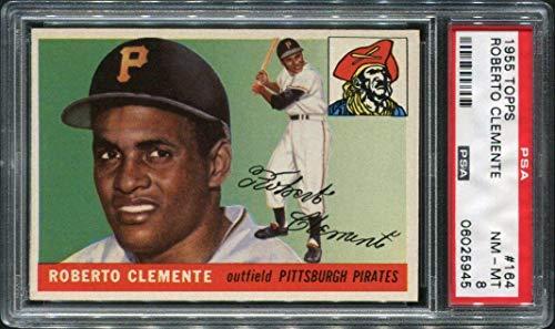 1955 Topps 164 Roberto Clemente