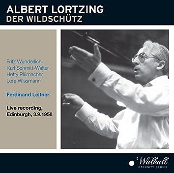 Lortzing: Der Wildschütz (Recorded 1958) [Live]