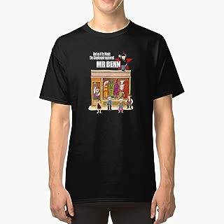 Mr Benn Classic TShirtT shirt Hoodie for Men, Women Unisex Full Size.
