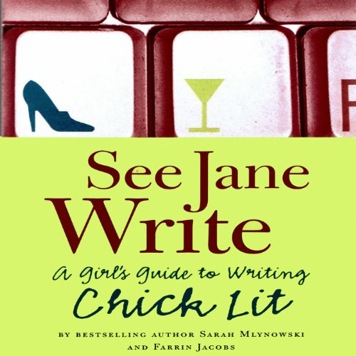 See Jane Write audiobook cover art