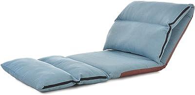 MDBLYJBay Window Chair, Lazy Sofa, Folding Leisure Window Chair Fabric Chair @ (Color