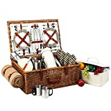 Picnic Baskets With Services - Best Reviews Guide