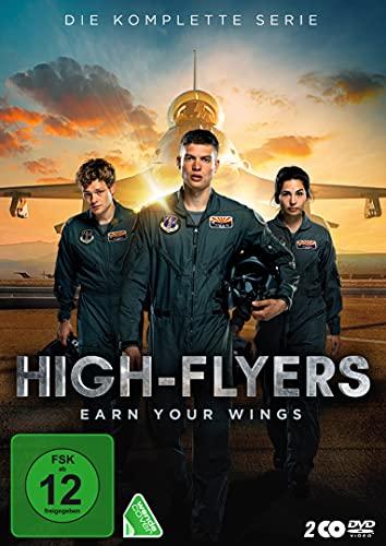High-Flyers - Die komplette Serie [Alemania] [DVD]