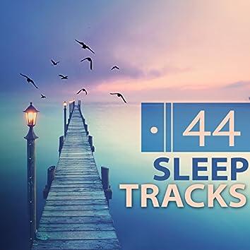 44 Sleep Tracks - Calming Nature Sounds, Peaceful Piano Music for Adult & Baby Sleep