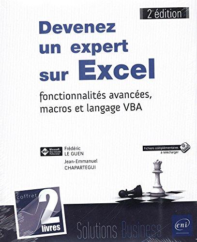 Devenez un expert sur Excel : fonctionnalités...