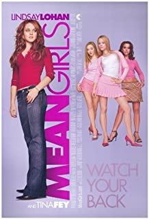 Mean Girls Movie Poster (27 x 40 Inches - 69cm x 102cm) (2004) -