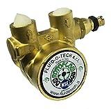 Novacqua - Pompa Rotativa A Palette Fluid-O-Tech 300 Lt/H Con By-Pass