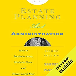 Estate Planning and Administration audiobook cover art