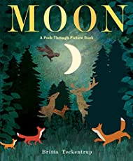 Image of Moon: A Peek Through. Brand catalog list of Doubleday Books for Young.